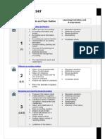 RMIT Summary Note Study Organiser