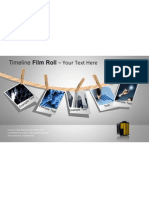 PowerPoint Template Animated _ Film Roll