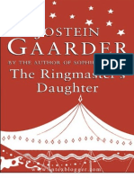 Jostein Gaarder - The Ringmaster's Daughter