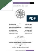 Analisis Regresi Logistik Ganda