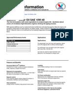 MaxLife New Pi 10W-40