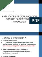 Presentación sobre Comunicacion