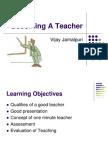 Becoming a Teacher (1)