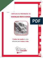 Cartilha de Prevenção de Doenças Infecciosas
