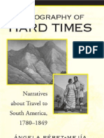 (Latin American and Iberian Thought and Culture)Angela Perez Mejia, Dick Cluster-A Geography of Hard Times Narratives About Travel to South America, 1780-1849-State University of New York Press(2004)