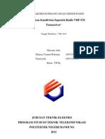 Perancangan Sistem Radio (Squelch)