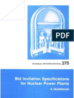 Bid Invitation Spec for NPP - Guidebook