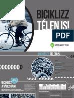 Biciklizz Télen is kiadvány