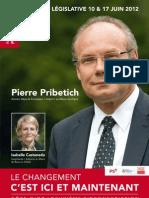 Pierre Pribetich, le changement c'est ici et maintenant