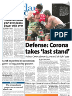 Manila Standard Today - May 14, 2012 Issue