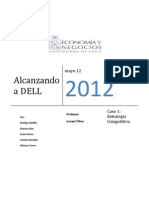 Alcanzando a Dell