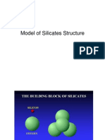 Modul 5x - Xtra Other Model of Silicates Structure