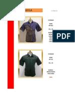 Katalog Batik 11 MEI 2012