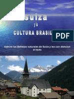 Suiza y brasil