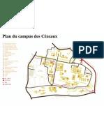 Plan Campus 1