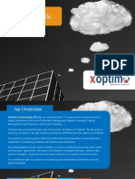 X|O Corporate Profile