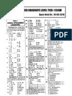 (Www.entrance-exam.net)-SSC Combined Graduate Level Tier-1 Exam Sample Paper 1