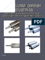 Steel Mill Rolls Catalog