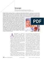 Evaluation Sincopes Medici de Familie Aafp