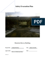 Fire Safety Plan HH Building 2