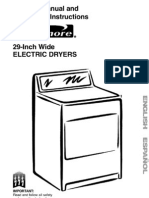 Dryer Manual