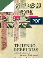Tejiendo Rebeldias - Julieta Kirkwood