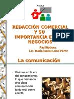 REDACCION COMERCIAL