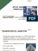 Transportul Naval de Marfuri Periculoase