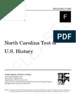 Nc Us History Practice Eoc