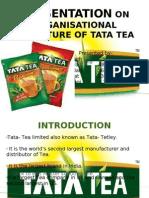 Presentation on Tata Tea