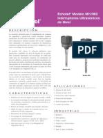 Magnetrol Interuptor ultrasonico