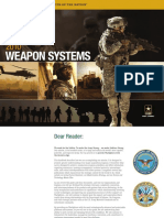 U.S.army Weapons Systems 2010 Department of the Army (Amitks93)