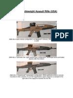 XM8 Lightweight Assault Rifle
