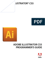 Illustrator CS5 Programmers-guide