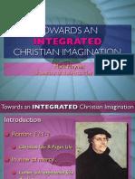 Integrated Christian Imagination - UniArtsCU
