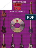 Jam Trax - (Blues, R&B and Rock)