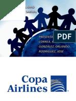 RSE - Copa Airlines y GCP
