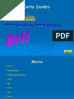 Proiect Delta Dunarii