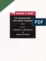 In Harms Way - MacKinnon and Dworkin - PDF