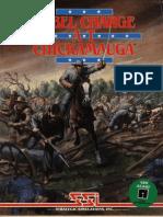 Rebel Charge at Chickamauga