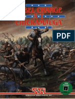 Rebel Charge at Chickamauga