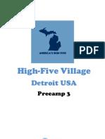 High-Five Precamp 3