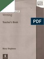 Longman Exam Skills Proficiency Writing Teacher's Book