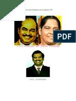 Miracle Healer Dinakaran Was in Hospital in 2003