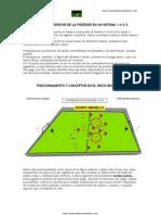ASPECTOS OFENSIVOS 1-4-3-3