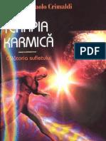 Crimaldi, Paulo - Terapia karmica