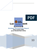 lucky cement swot analysis View market research reports for lucky cement containing financial statements, market shares, risk factors, competitor analysis and more.