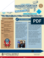Division 14 May Newsletter