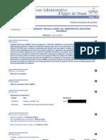 Appel du jugement n° 1001539 - 1001926 du Tribunal administratif d'Amiens en date du 13 mars 2012