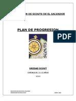 Plan de Progresion de La Unidad Scout Oficial